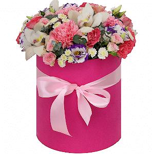 Богема +30% цветов с доставкой в Находке