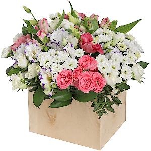 Цветник +30% цветов с доставкой в Находке
