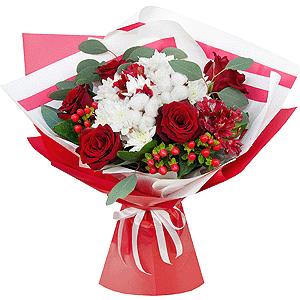 Восхищение +30% цветов с доставкой в Находке